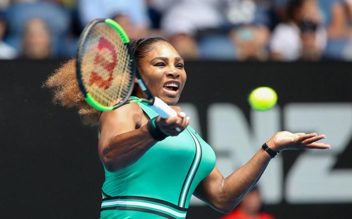 Australian Open Tennis, Melbourne, Australia – 15 Jan 2019