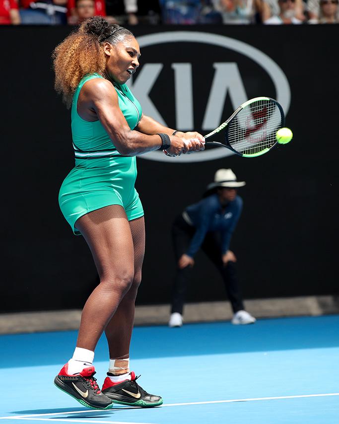 Serena WilliamsAustralian Open Tennis, Melbourne, Australia - 15 Jan 2019