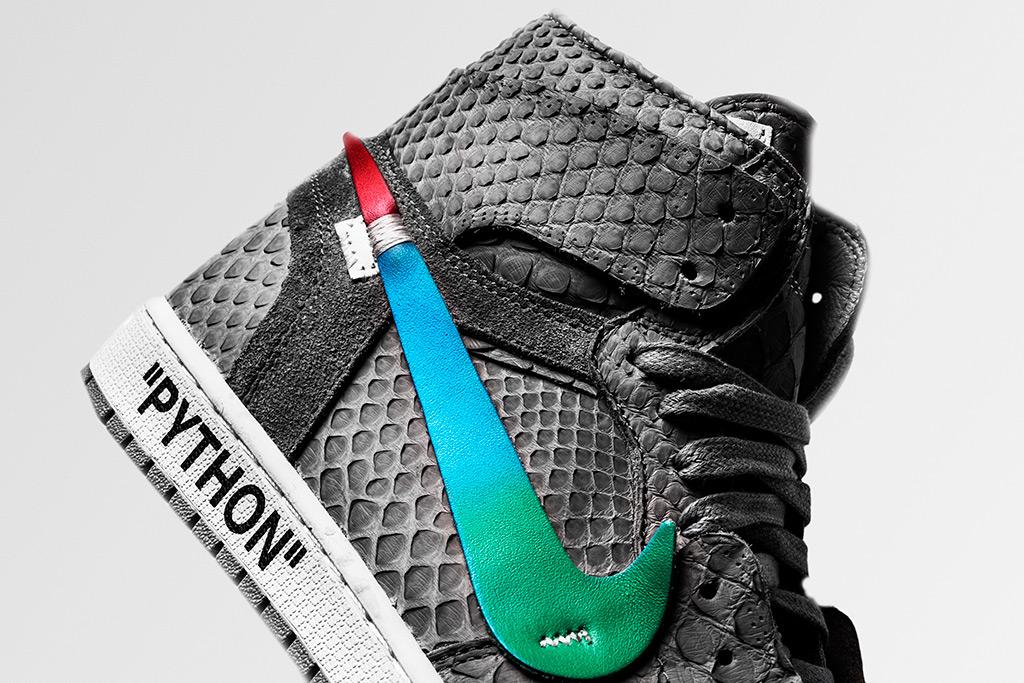 Shoe Surgeon Lux Menta Air Jordan 1 Custom Release Info Footwear News