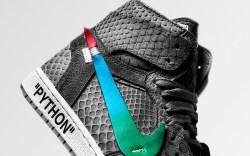 "Shoe Surgeon ""Lux"" Menta Air Jordan"
