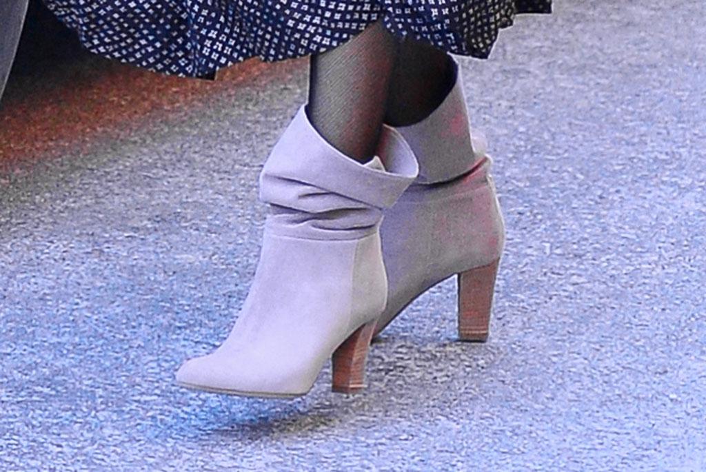 Sarah Jessica Parker, booties, celebrity style, new york, winter, polar vortex