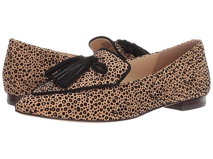 Sole / SocietyHadlee-2 leopard loafer