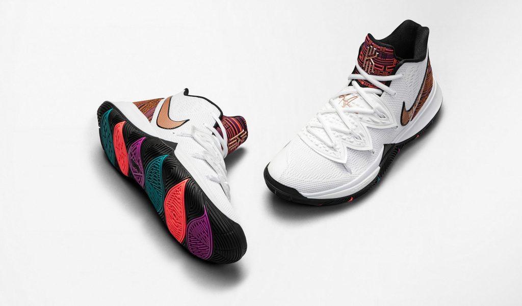 Nike Kyrie 5 'BHM'