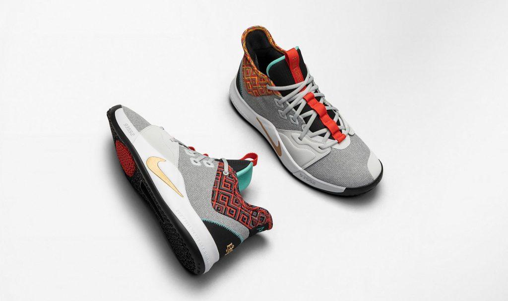 Nike PG 3 'BHM'