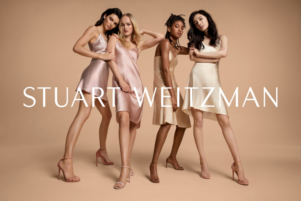 stuart weitzman spring summer 2019 campaign, Kendall Jenner, Yang Mi, Willow Smith, Jean Campbell