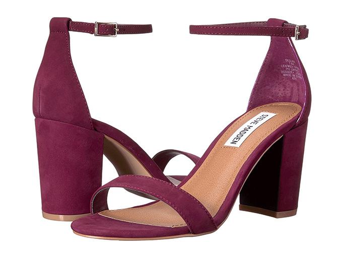 Steve MaddenDeclair Block Heeled Sandal