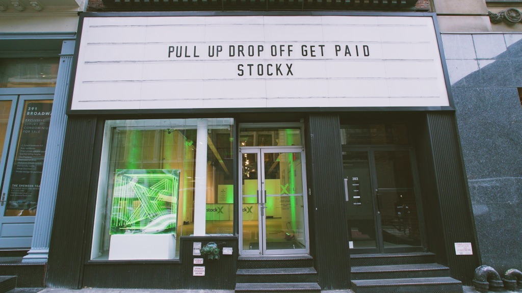 StockX launches its third Drop Off activation after successes in New York and London