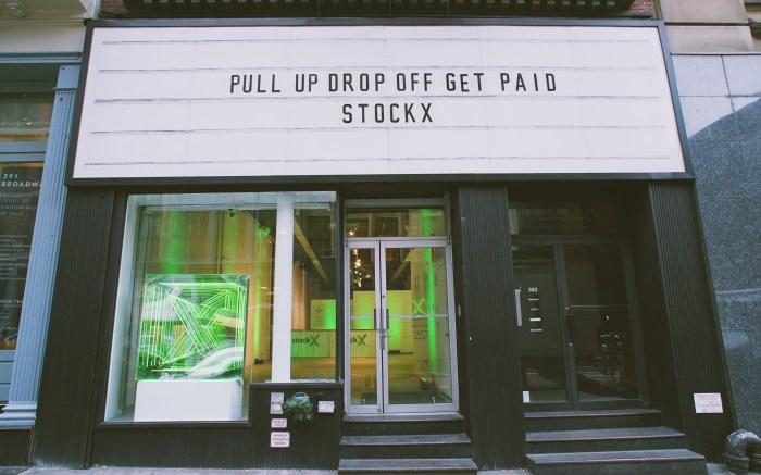 StockX Drop-Off Pop-Up Shop