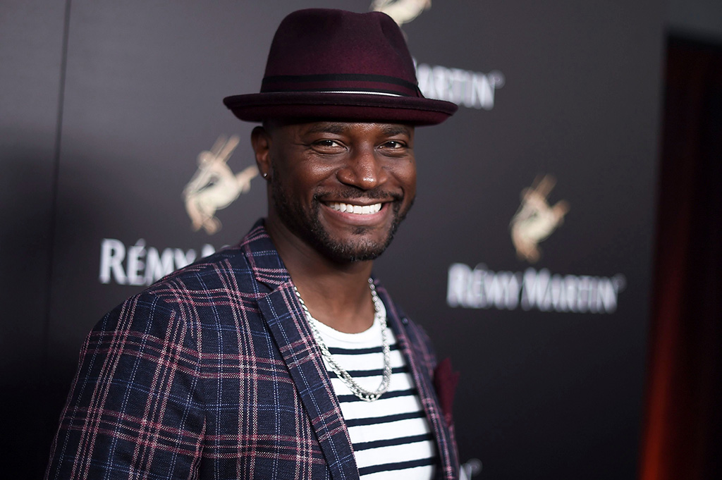 Taye Diggs attends Remy Martin Presents a Special Evening at Eric Buterbaugh Gallery, in West Hollywood, CalifRemy Martin Presents a Special Evening, West Hollywood, USA - 15 Jun 2017