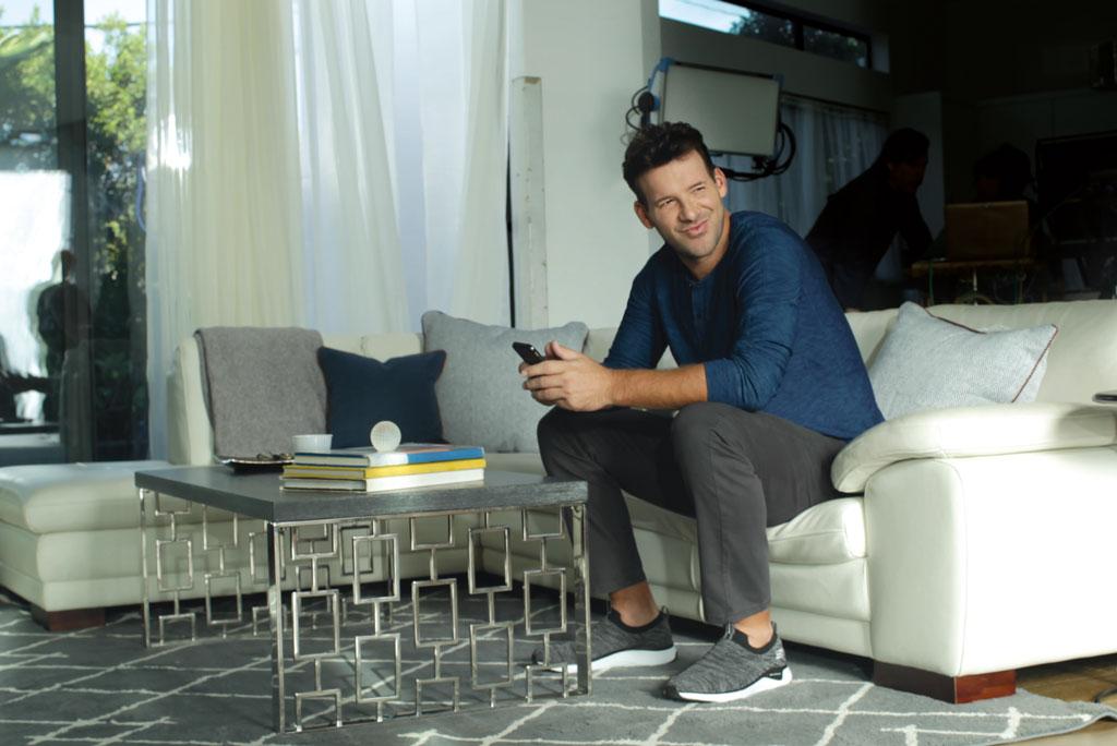 Tony Romo, Skechers, Super Bowl, commercial