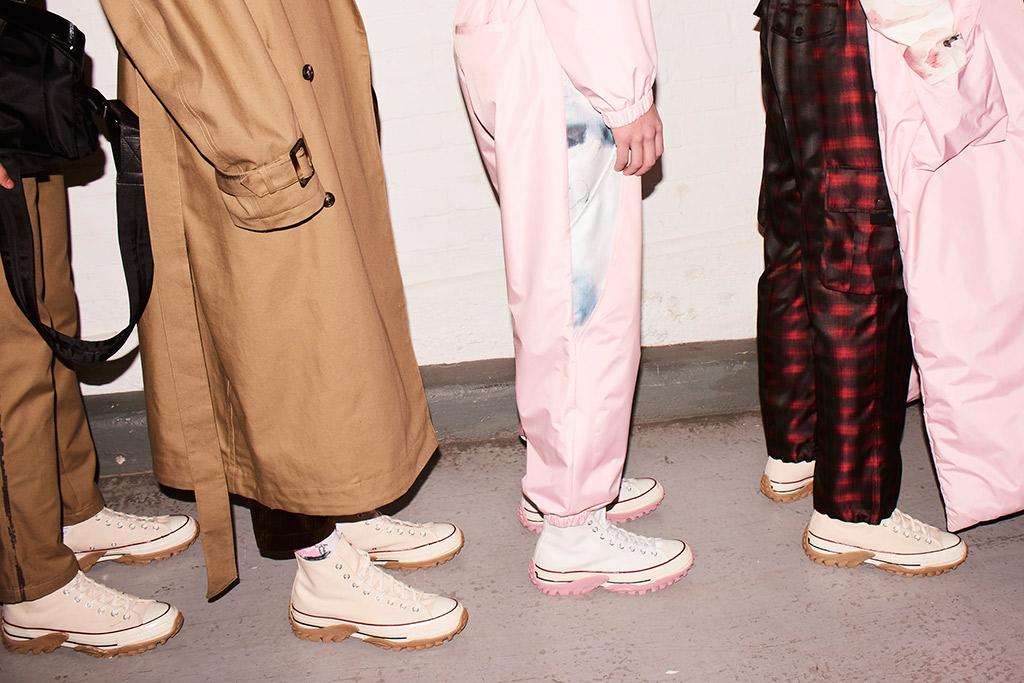 feng chen wang, london fashion week mens, fall 2019