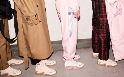 feng chen wang, london fashion week