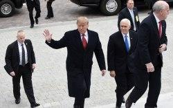 president donald trump, government shutdown, washington