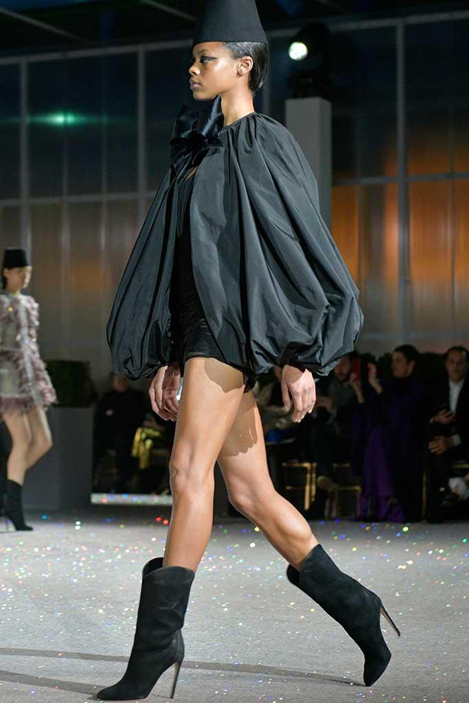 Giambattista Valli spring '19 couture.