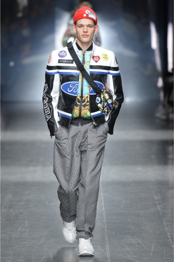 milan fashion week men's, runway, ford