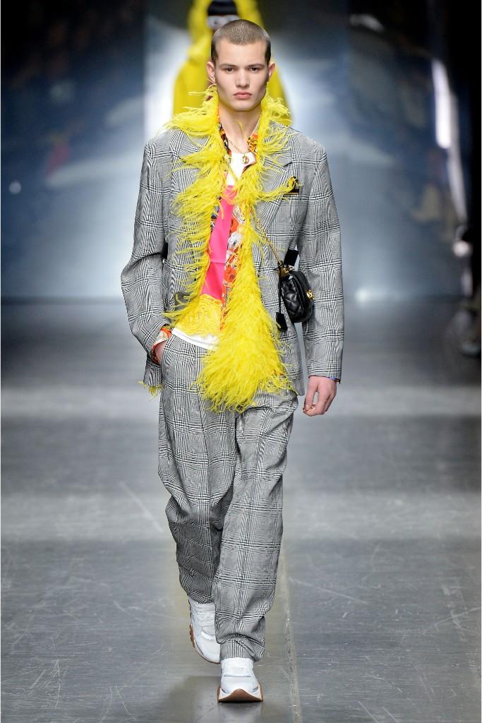 milan fashion week men's, runway,