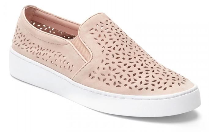 Vionic Midi Perf Slip On Sneaker