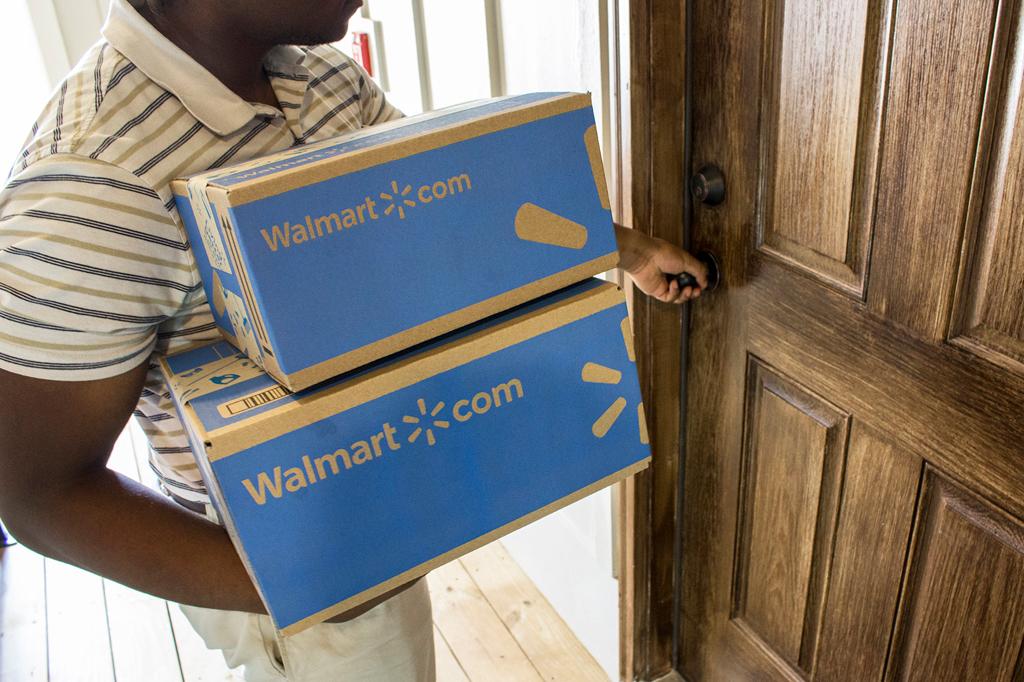 Walmart Boxes