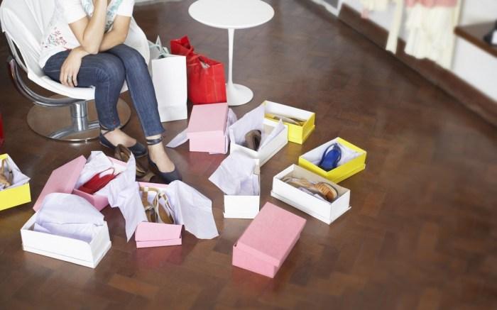 model shopping