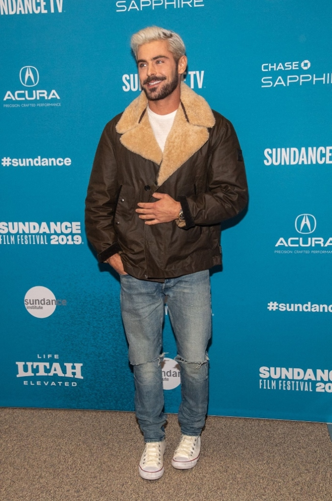 zac efron, sundance film festival, Extremely Wicked, Shockingly Evil and Vile