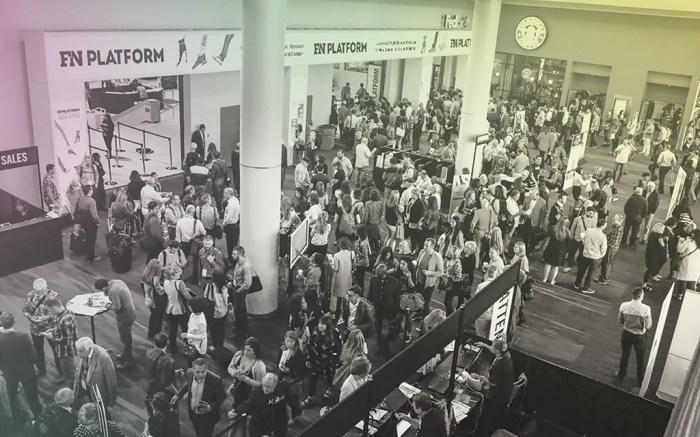 FN Platform Show Floor Vegas