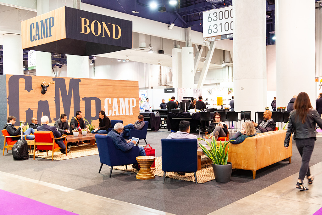Camp Lounge at FN Platform 2019