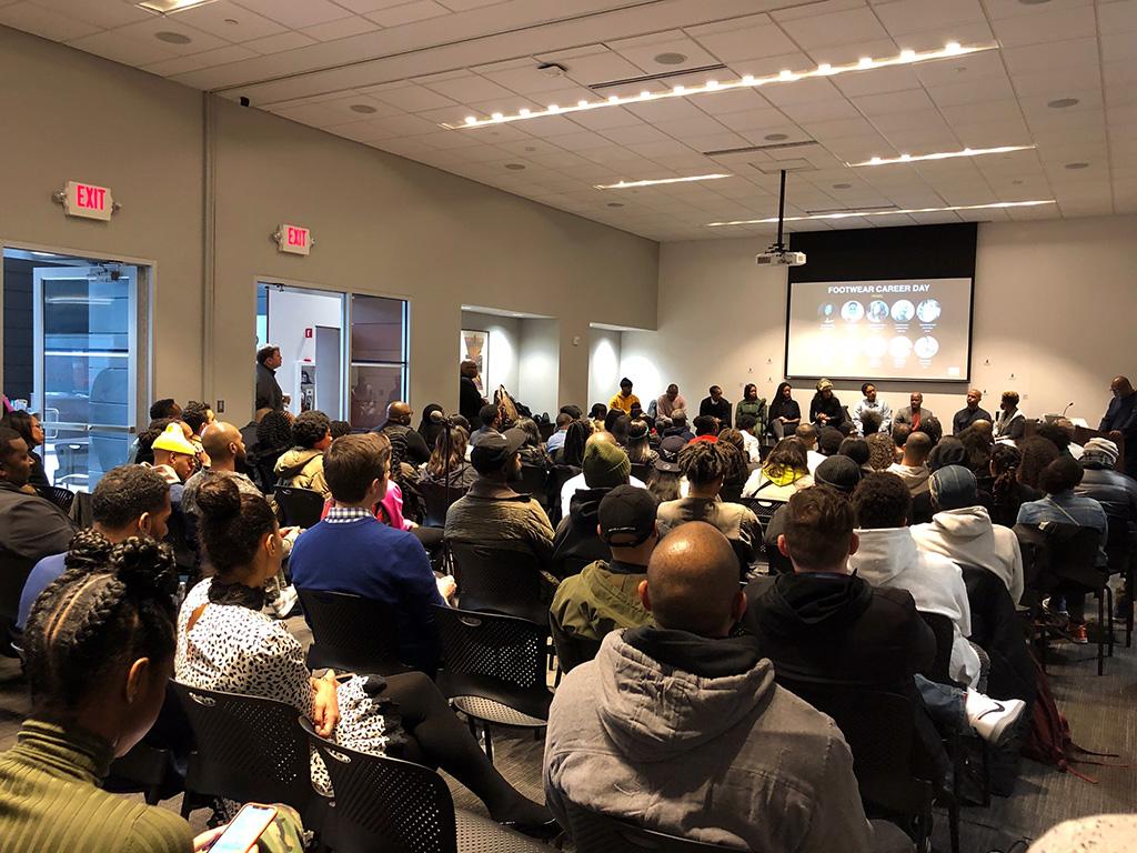 african american footwear forum