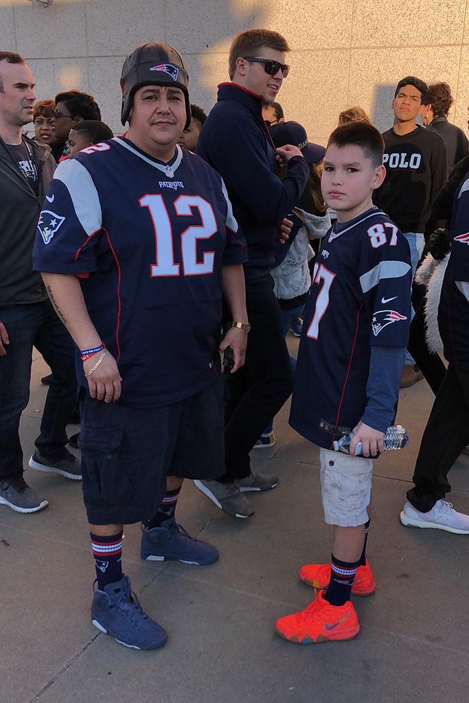 New England Patriots Air Jordan 6 Nike Kyrie 4 Super Bowl 53 i Atlanta