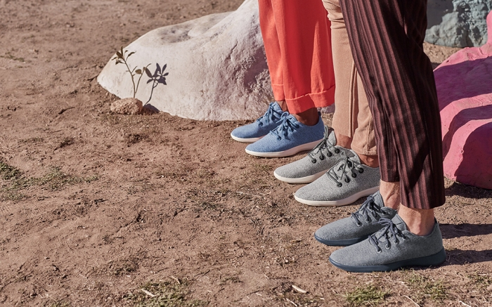 Allbirds new colorways