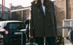 Amanda Alagem in Gucci