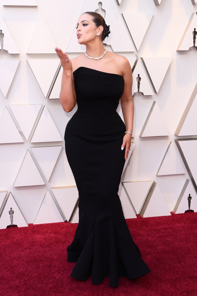 Ashley Graham, 2019 oscars