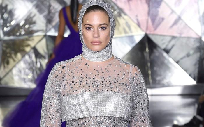 Christian Siriano show, Runway, Fall Winter 2019, New York Fashion Week, USA – 09 Feb 2019