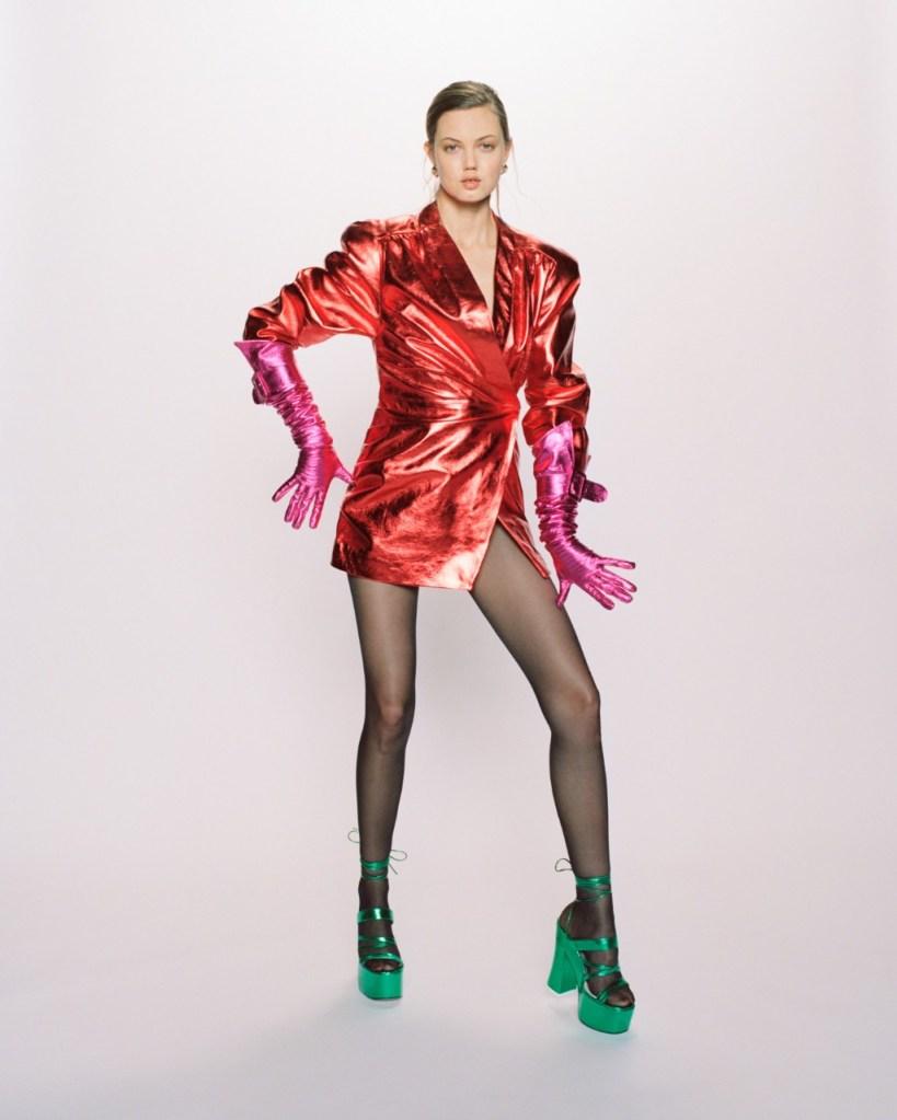 attico, fall 2019, platform sandals, milan fashion week