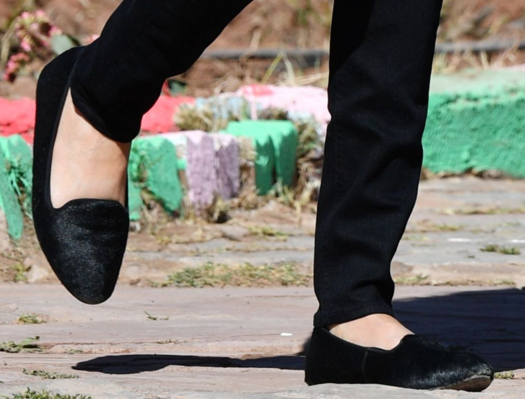 birdies blackbird slippers, meghan markle, alice and olivia, prince harry