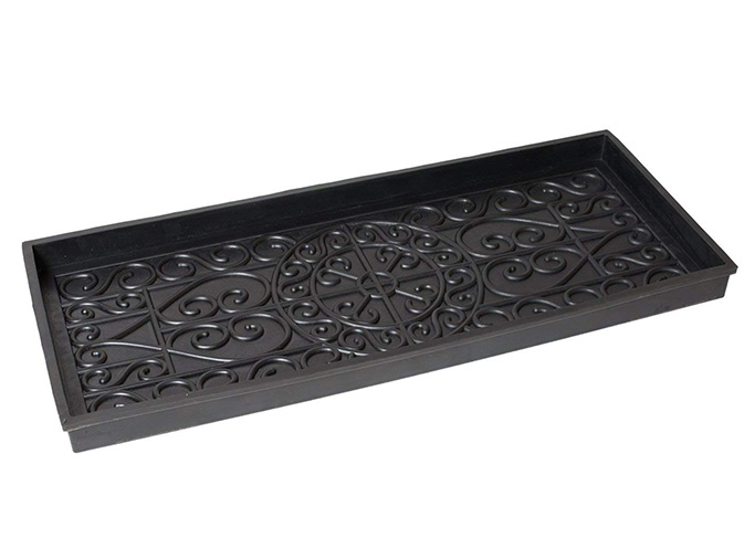 BirdRock Home Rubber Boot Tray