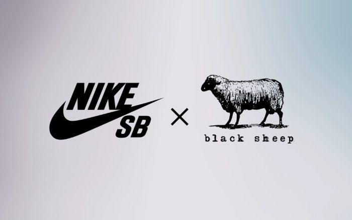 Black Sheep x Nike SB Logo