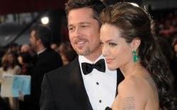 Brad Pitt and Angelina Jolie, oscars,