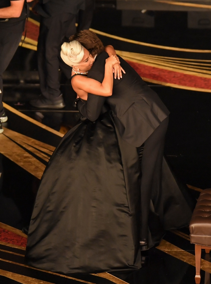 Lady Gaga and Bradley Cooper Oscars Performance