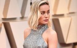 Brie Larson, red carpet, oscars