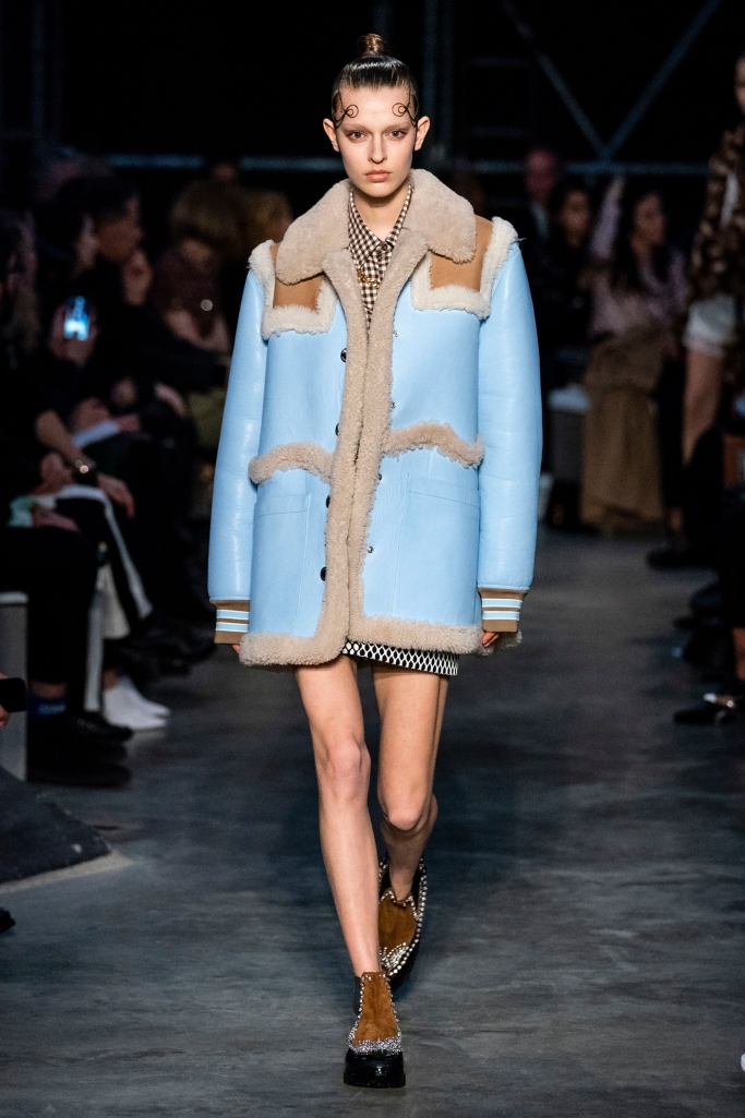 burberry fall 2019, london fashion week