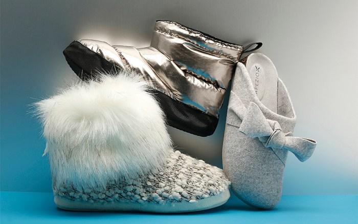 Capezio slippers