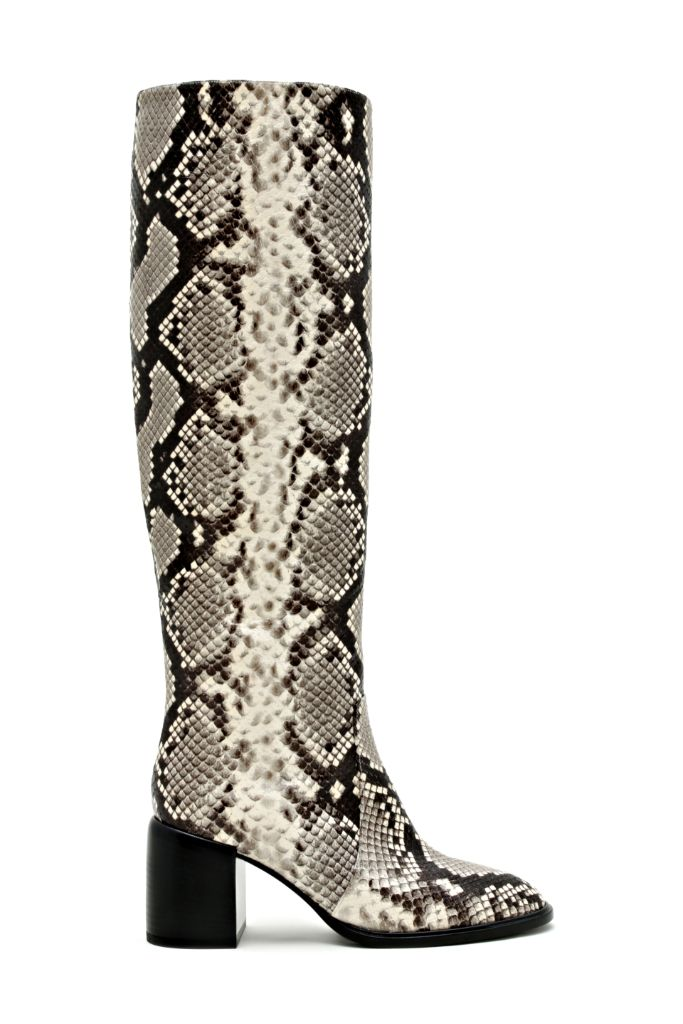 casadei-fall-2019-snakeskin-trend-milan-fashion-week
