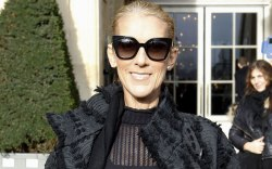 Céline Dion, paris, issey miyake, couture,