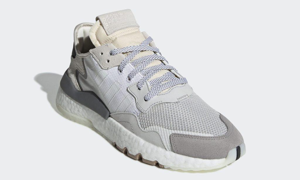 Adidas Nite Jogger 'Crystal White'