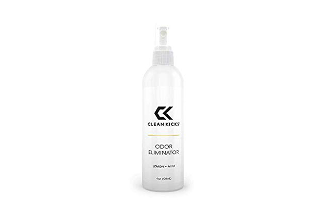 Clean Kicks Shoe Deodorizer Spray