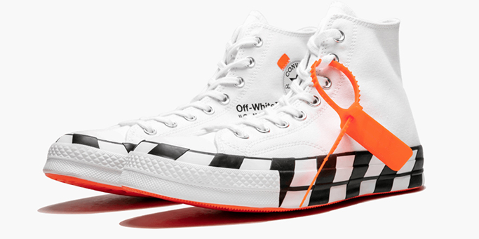 Converse x Off-White Chuck 70 hi-top