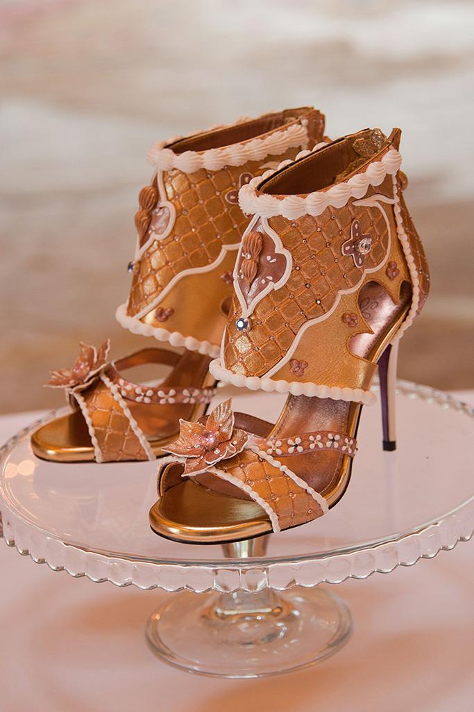 Debbie Wingham, million-dollar shoe, stiletto