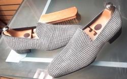 Jason of Beverly Hills, smoking slippers,