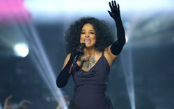 diana ross, style