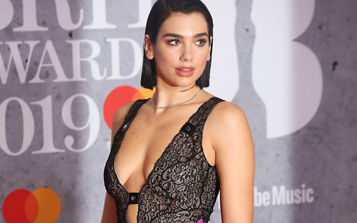 Dua Lipa, brit awards